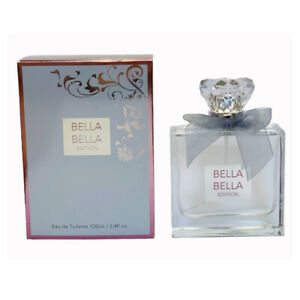 Bella Bella Edition Womens Perfume Creative Colours 100ml Eau De Toilette