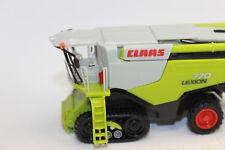 Wiking 389 12 Claas Lexion 770 TT Mähdresch. V 1050 Getreidevorsatz 1:87 NEU