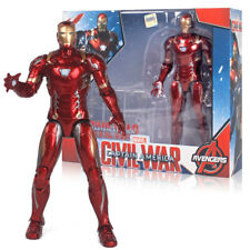 "Iron Man Marvel Avengers Legends Comic Heroes 7"" Action Figure Toys Kids Gifts"