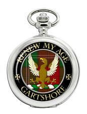 Gartshore Scottish Clan Pocket Watch