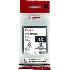Canon pfi-101bk encre Black Noir 0883b001 IPF 5000 5100 6000 6000 S 6100 2016
