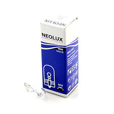 1x 501 W5W Neolux Number / Licence Plate Light Bulb