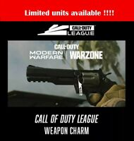 Limited Call Of Duty League Modern Warfare/Warzone Weapon Charm
