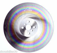 """10"""" inch 250x1.2x32mm Circular HSS Saw Blade for Cutting Stainless Steel Tube"""