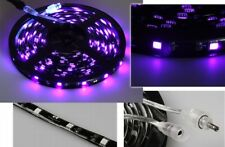 "LED-Stripe ""CLS-200UV"" 200cm, blacklight 60x LEDs 5050, 10W"