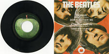 """THE BEATLES"" Don't bother me / If I needed someone +2 (EP 45 tours Mexico) MINT"