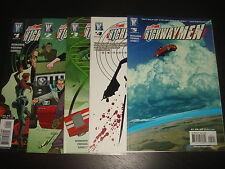 AVENGERS: THE TERMINATRIX OBJECTIVE #1,2,3,4  Set Marvel Comics 1993  VF/ NM