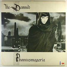 """12"""" LP - The Damned - Phantasmagoria - M667 - with blue bonus  12"""" Vinyl"""