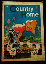 COUNTRY HOME Magazine May 1932