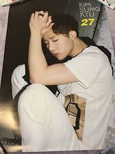 Kim Sung Kyu Kim Sunggyu INFINITE 27 Solo Mini Album poster Type B
