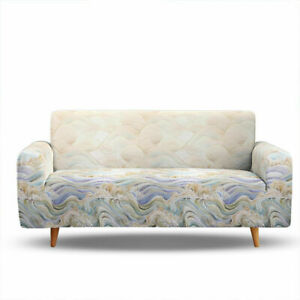 1 2 3 4 Seaters Sofa Cover Slipcovers Stretch Couch Chair Furniture Slip Covers