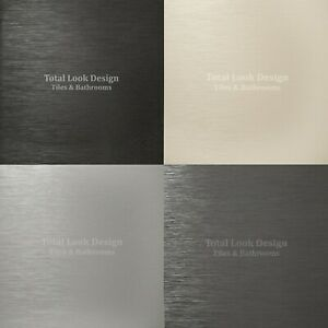 Cut Sample Night Semi Polished Glitter Porcelain Wall & Floor Tiles 10cm x 10cm