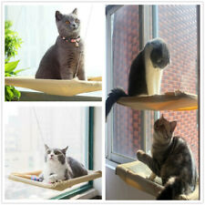 Cat Window Perch Seat Suction Cups, Cat Hammock Sunny Seat for Cats, Weighted up