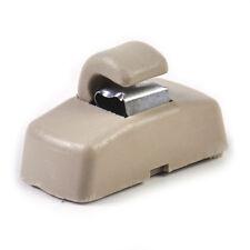 2pc Sun Visor Clip Hook Bracket holder 3B0857561B For VW Golf Jetta Passat Beige