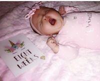 Baby Milestone Cards - Unicorn / Girl /ON SALE!!! Baby Shower Gift Newborn