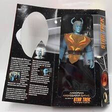 "Star Trek - Andorian Shras - 12"" Action Figure Mib"
