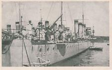 9760) WW1 MARINA, IL CACCIATORPEDINIERE SCHIAFFINO.