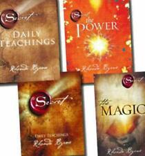 Rhonda Byrne 4 Book Set - The Secret / Power / Magic / Daily Teachings |P.D.F
