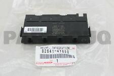8264147020 Genuine Toyota RELAY, INTEGRATION NO.1 82641-47020