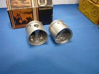 NOS BSA Hepolite Powermax Pistons A65 Standard # 18526  # 68-0784 Lightning  P40