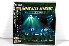TRANSATLANTIC: LIVE IN EUROPE 2CD ~ JAPAN MINI LP HQ CD, ORIGINAL, RARE , OOP