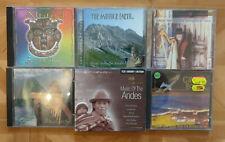Samml. 25 x Anden-Musik/Panflöte/Indianermusik, guter Zust, KEINE Doppelt!