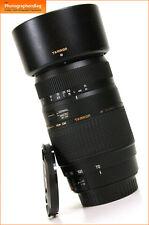 Tamron 70-300 mm F4-5.6 LD Macro AF ZOOM DI Lente per Canon + spedizione gratuita nel Regno Unito