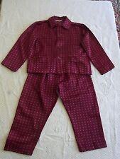 PYJAMA enfant garçon Baby Vog T6ans VINTAGE 60 BOY'S PYJAMA siz 6yrs pijama nino