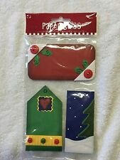 Paper Bliss Christmas Winter Scrapbooking stickers