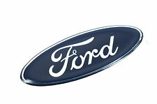 Genuine Small FORD BADGE Ka Fiesta Puma Focus Mondeo Mustang Kuga 67mm x 26mm