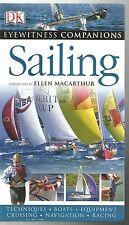SAILING - Ellen MacArthur (DK Witness Companions Book) 1st Edition