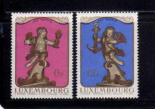LUXEMBURGO/LUXEMBOURG 1979 MNH SC.631/632 Rococo Art
