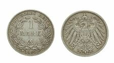 1 Mark 1904 G - Silber - Original Münze
