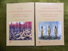 ARRAS 26 nov. 1916 Les fusillés de King Crater t.I&II Première Guerre Mondiale