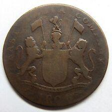 - Royaume-uni - Compagnie des Indes - Empat - Keping - 1804 -