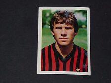 82 BARESI AC MILAN ROSSONERI MILANO C1 FOOTBALL BENJAMIN EUROPE 1980 PANINI