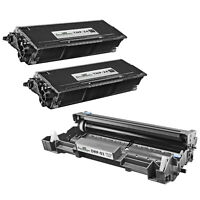 3PK For Konica Minolta Bizhub 20 Series 2x TNP-24 HY Black Toner 1x DRP 01 Drum