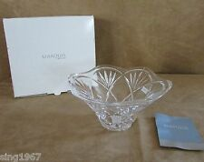 "Waterford Honour Crystal bowl 8.5"" Marquis new in box decorative fluted"
