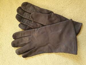 Bundeswehr Handschuhe grau gr 8.