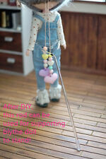 10Pcs/Lot DIY Transparent Stand For 12'' Takara Blythe Doll From Acrylic Rod