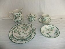 C4 Pottery Bhs England - Country Vine - various back stamps 4B6C