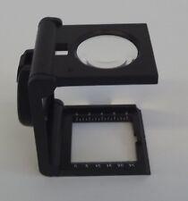 NEW SE Illuminated Folding Magnifier With LED 5X Power