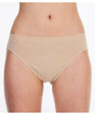 Silky Girls Dance Seamless High Cut Brief - Nude Age 10-12