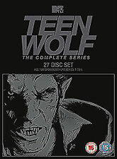 DVD Teen Wolf The Complete Season 1-6 2017 Tyler Posey