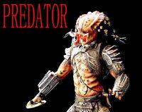 Movie Predator Yautja with Cutting Disc 1/6 Figure Vinyl Model Kit + Free part