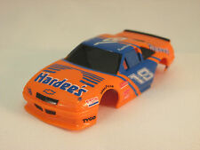 TYCO 90-91 HARDEE'S #18 RUSS WHEELER LUMINA STOCK CAR SHELL ~ EXC./N.MINT COND!