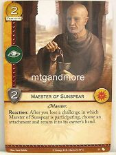 A Game of Thrones 2.0 LCG - 1x #055 Maester of Sunspear - The Fall of Astapor