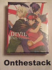 The Devil is a Part Timer Limited Edition DVD/Bluray Boxset. Sealed!