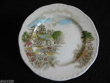 1940-1959 Alfred Meakin Pottery Dessert Plates