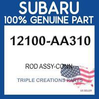 12100AA310 GENUINE Subaru ROD ASSY CONNECTING 12100-AA310 OEM